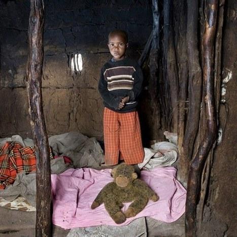 Crianças ao redor do mundo e seus brinquedos preferidos - Fotografia | Ecologia e cultura | Scoop.it