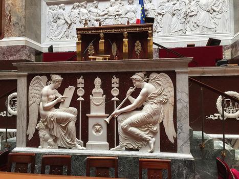 [REVUE DU WEB] L'Assemblée nationale demande une exception pour le prêt d'ebook en bibliothèque | Clic France | Scoop.it