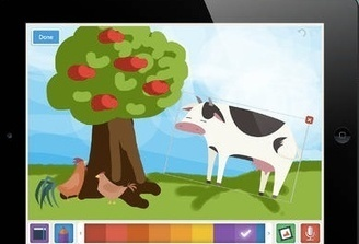 Early Reading Apps for Kids - GalleyCat | Publishing Digital Book Apps for Kids | Scoop.it