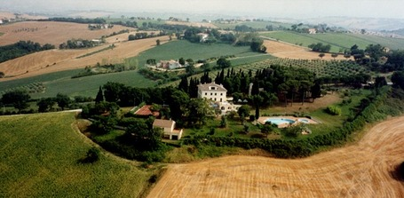 Historical Stays Le Marche: Villa San Pellegrino, Macerata | Le Marche Properties and Accommodation | Scoop.it