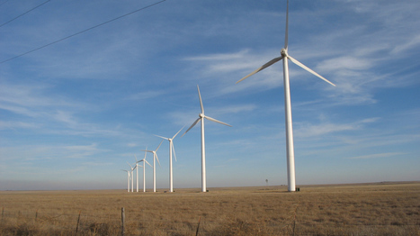 This Texas town will get all of its energy from solar and wind | gatekeepers | Scoop.it