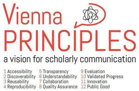 Les 12 principes de Vienne pour une communication scientifique de qualité | Bonnes pratiques en documentation | Scoop.it