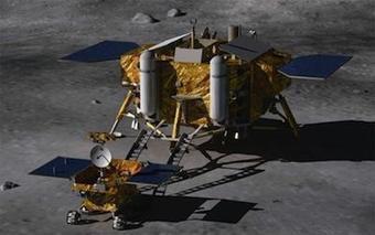 China lanceert maankarretje Yutu | 2014 | Scoop.it
