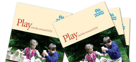 Community Playthings | Play and the revised EYFS | Excellent Early Years Education | Scoop.it