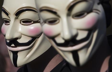 Anonymous remplace un site de Daesh par une publicité pour du Prozac - Ubergizmo FR | Web 2.0 et société | Scoop.it