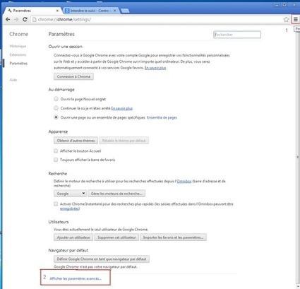 Indiquer aux sites web de ne pas me pister | Astuces | Scoop.it