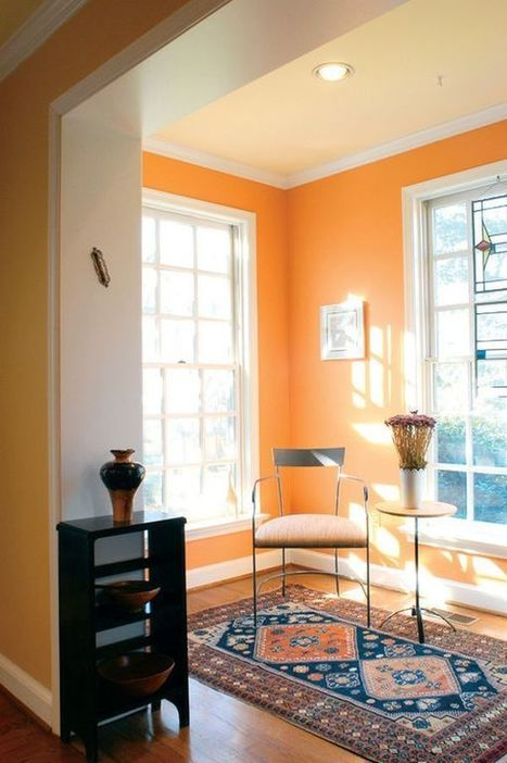 7 Of The Hottest Home Colors To Use In 2013 | Designing Interiors | Scoop.it