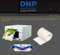 DNP Debuts Flagship DS620A Dye-Sublimation Photo Printer | Photography | Scoop.it