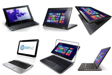 What the Tablet-Laptop Hybrid Means for Web Developers | Tecnologia & Ensino | Scoop.it