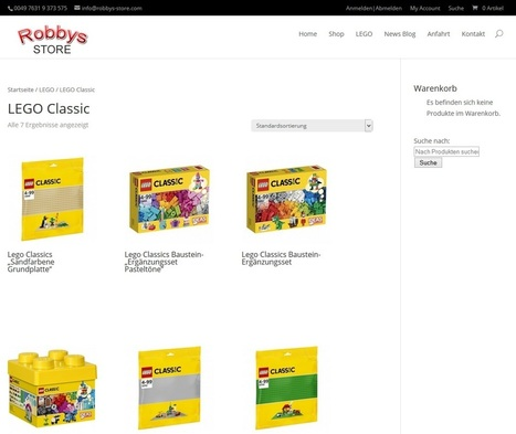 Robbys Store-aktuelle Lego Angebote | Mennetic Design | Scoop.it