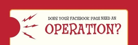 Infographic of the Day: Does Your Facebook Page Need An Operation? - SociallyStacked   Social Media in Onderwijs   Scoop.it