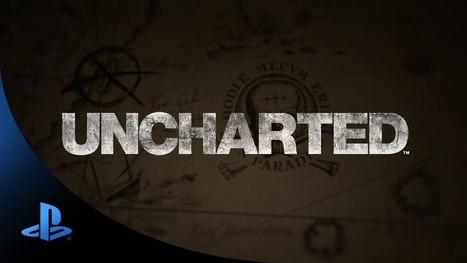Uncharted, le teaser pour PS4 | ReScoop | Scoop.it