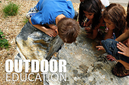 Un-Paving the Way to Successful Outdoor Education in Urban Settings - USDA.gov (press release) (blog) | research interest | Scoop.it