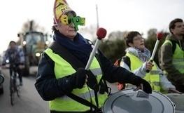 Notre-Dame-des-Landes: Les opposants au projet d'aéroport sont de retour | NPA 44 - revue de presse | Scoop.it