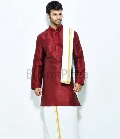 Find a wide range of South Indian Mens Outfits in ethnic fashion wear | Online Shopping India | Scoop.it