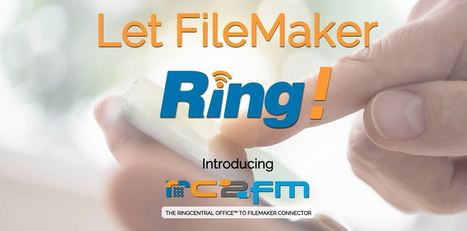 "Announcing RC2FM: Let FileMaker ""Ring""! 