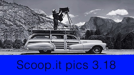 Scoop.it Pics Starts Tomorrow 3.18 via @gdecugis | Collaborative Revolution | Scoop.it