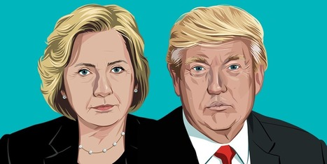 Donald Trump vs. Hillary Clinton on the issues | Upsetment | Scoop.it