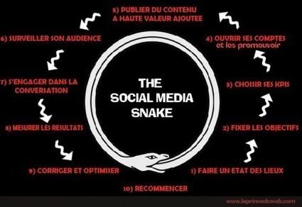 Méthodologie pour réussir sa stratégie sur les médias sociaux | Réseaux sociaux au quotidien | Scoop.it