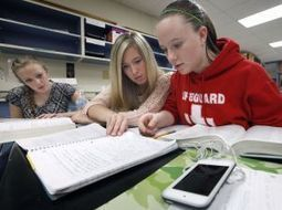 New 'flipped classroom' learning model catching on in Wisconsin schools - Wisconsin State Journal   Coaching Educativo   Scoop.it