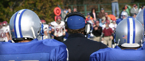 5 Leadership Lessons From Football Coaches | Sports leadership | Scoop.it
