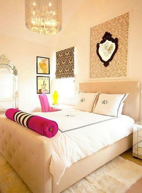 26 Dreamy Feminine Bedroom Interiors Full Of Romance and Softness - Home Decorating Trends | Designing Interiors | Scoop.it