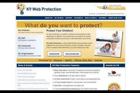 K9 Web Protection, app gratuita multiplataforma para control parental | Recull diari | Scoop.it
