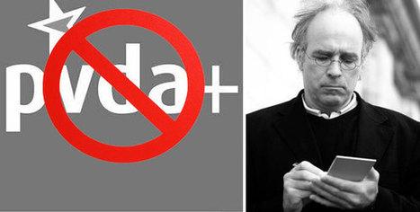Benno Barnard en Ludo Abicht steunen oproep cordon sanitaire tegen PVDA   Joods Actueel   Anders en beter   Scoop.it