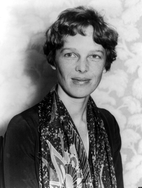 Amelia Earhart's Prenup Is Remarkably Modern (PHOTO) | What's new in Visual Communication? | Scoop.it