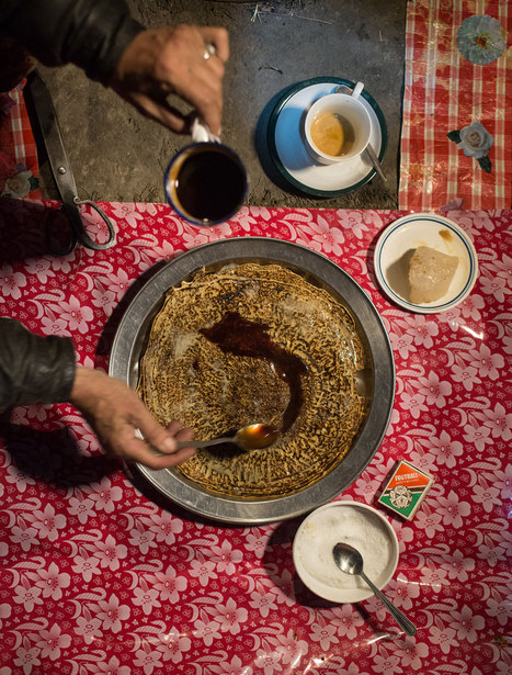 We Are What We Eat: Chai, Chapatis and the Taste of Home | Books, Food, Home, Wanderlust | Scoop.it