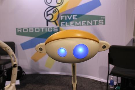 5 Adorable Robots At CES 2014 | Sciences & Technology | Scoop.it
