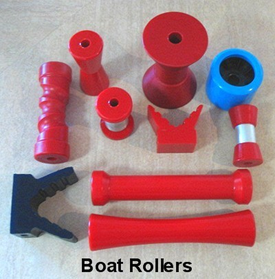 Boat Trailer Rollers | Reliable Self Centering Rollers Material | Boat Rollers - AMU | Scoop.it