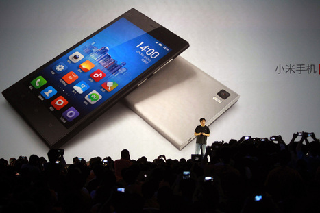 China's Xiaomi Plans to Give IPhone Cool at Half Price | Emerging Markets - China | Scoop.it