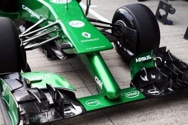 F1 | Anche la Caterham punta sulla stampa 3D | Bringing Light - Technology Focus | Scoop.it