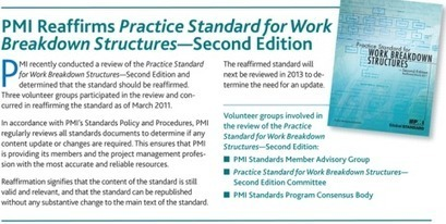 Work Breakdown Structure (WBS) ou Structure de Découpage du Projet (SDP) par PMGS | Management | Scoop.it