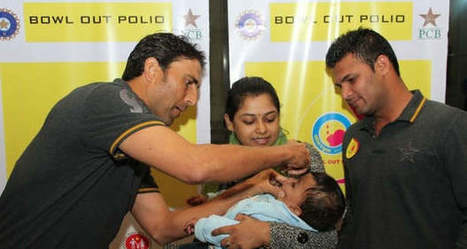 Polio vaccination drive in Pakistan hampered due to lack of co-ordination - TheHealthSite | Vaxfax Monitor | Scoop.it