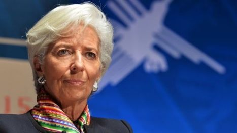 Christine #Lagarde: #Greece Should Permanently Host the #Olympic Games  | travelling 2 Greece | Scoop.it
