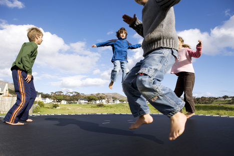 Trampolines are no place for kids, docs warn | It's Show Prep for Radio | Scoop.it