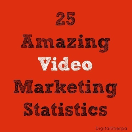 25 Amazing Video Marketing Statistics | Tecniche di vendita | Scoop.it