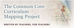 The Common Core Curriculum Mapping Project | EPS Common Core Transition | Scoop.it