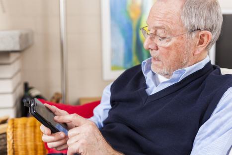 Motivating seniors to track their health | Santé Industrie Pharmaceutique | Scoop.it