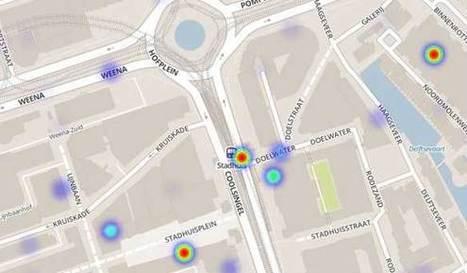 Open data kaart toont locaties waar veel fietsen worden gestolen - Verkeersnet.nl | Open Data Eindhoven | Scoop.it