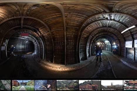 Un paseo virtual por el interior de una #mina | +Ingeniería, Minería y Energía | Scoop.it