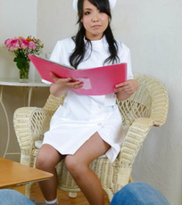 Horny nurse Miho Tsujii gives an asian pov blowjob | avtitsblog | Scoop.it