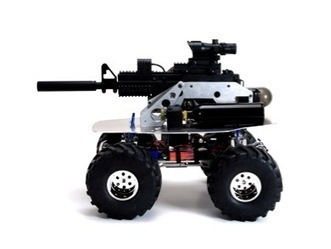 Robotic Weapon | Military Style Stuffs | Scoop.it