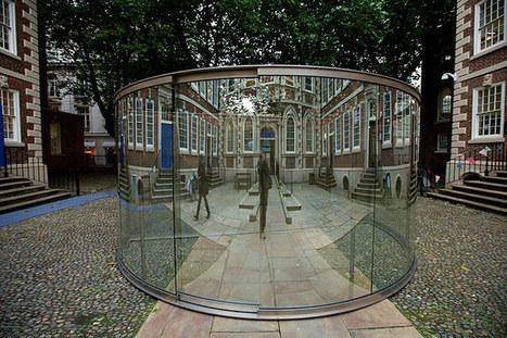 2-Way by Dan Graham | Art Installations, Sculpture, Contemporary Art | Scoop.it
