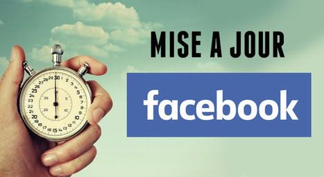 2 nouvelles mises à jour algorithmiques pour Facebook ! | Webmarketing | Scoop.it
