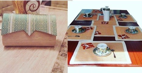 Harysalema Collection et la valorisation de l'artisanat africain:...   Innovations francophones   Scoop.it