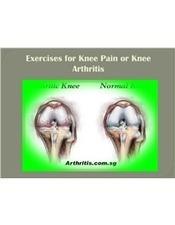 Knee Pain Exercises | Rheumatoid Arthritis | Osteoarthritis | Knee Arthritis | Scoop.it