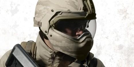 US Army's New Helmet Looks Like 'Halo' | Shock Physics | Scoop.it